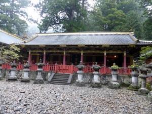 785. Nikko. Santuario Toshogu. almacenes sagrados
