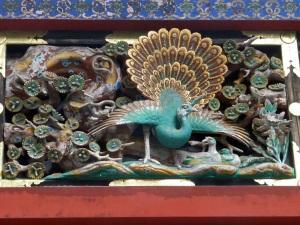 807. Nikko. Santuario Toshogu.