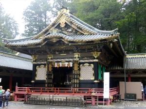 814. Nikko. Santuario Toshogu