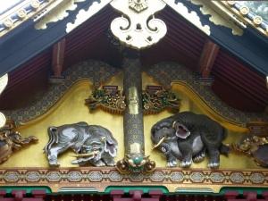 842. Nikko. Santuario Toshogu