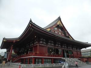 897. Tokio. Templo Asakusa Kannon