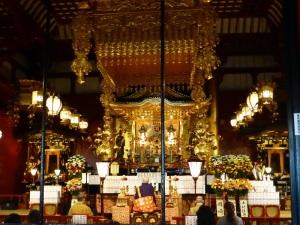 900. Tokio. Templo Asakusa Kannon