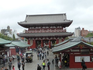 903. Tokio. Templo Asakusa Kannon