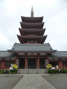 907. Tokio. Templo Asakusa Kannon