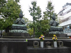 913. Tokio. Templo Asakusa Kannon