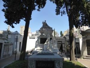 017. Buenos Aires. Cementerio de la Recoleta