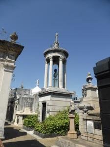 021. Buenos Aires. Cementerio de la Recoleta