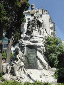 023. Buenos Aires. Cementerio de la Recoleta