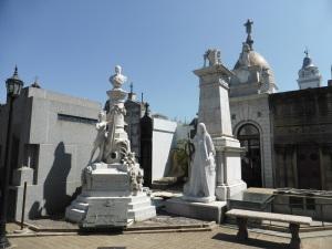 032. Buenos Aires. Cementerio de la Recoleta