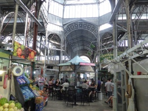 093. Buenos Aires. Mercado de San Telmo