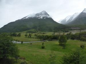 1040. Ushuaia. Hacia el tren