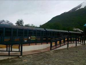 1044. Ushuaia. Tren del Fin del Mundo