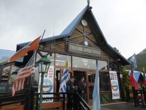 1045. Ushuaia. Tren del Fin del Mundo