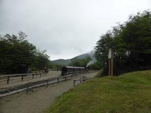 1061. Ushuaia. Tren del Fin del Mundo