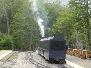 1072. Ushuaia. Tren del Fin del Mundo