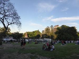 108. Buenos Aires. Plaza R.J. Carcaño