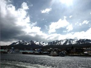 1138. Ushuaia. Navegación por el canal de Beagle