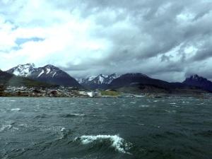 1143. Ushuaia. Navegación por el canal de Beagle