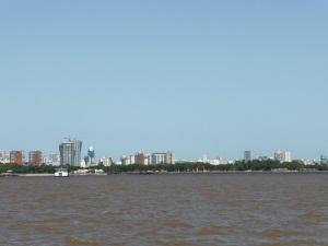 125. Navegación por el río de la Plata y afluentes hasta Tigre