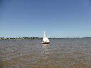 148. Navegación por el Río de la Plata y afluentes hasta Tigre