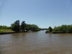 159. Navegación por el Río de la Plata y afluentes hasta Tigre