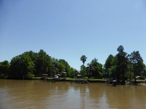 168. Navegación por el Río de la Plata y afluentes hasta Tigre