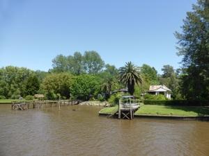 173. Navegación por el Río de la Plata y afluentes hasta Tigre