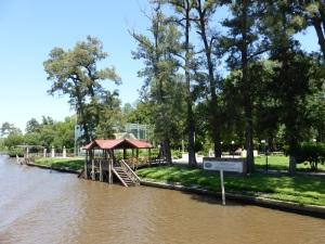 178. Navegación por el Río de la Plata y afluentes hasta Tigre