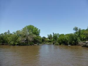 180. Navegación por el Río de la Plata y afluentes hasta Tigre