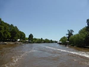 181. Navegación por el Río de la Plata y afluentes hasta Tigre