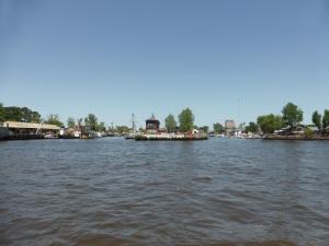 187. Navegación por el Río de la Plata y afluentes hasta Tigre