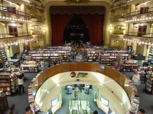 243. Buenos Aires. Librería Ateneo Gran Splendid