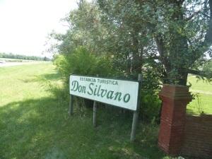 282. La Pampa. Estancia turística Don Silvano
