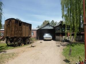 288. La Pampa. Estancia turística Don Silvano