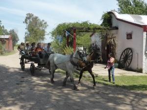 301. La Pampa. Estancia turística Don Silvano