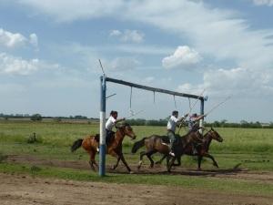 340. La Pampa. Estancia turística Don Silvano