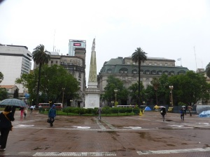 348. Buenos Aires. Plaza de Mayo