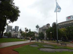 350. Buenos Aires. Plaza de Mayo
