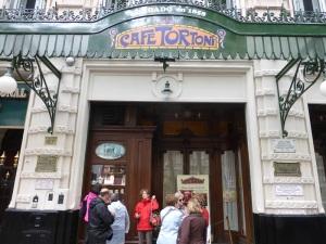 370. Buenos Aires. Café Tortoni