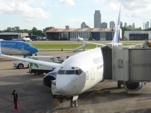 400. Buenos Aires. Aeropuerto Jorge Newbery