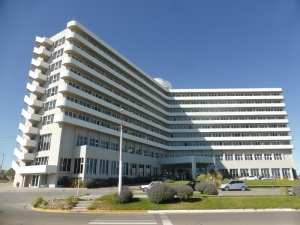 407. Puerto Madryn. Hotel