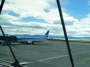 685. El Calafate. Aeropuerto