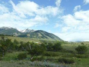 766. Hacia el Perito Moreno