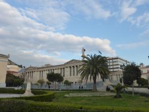 004. Atenas. Academia