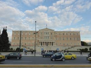 006. Atenas. Parlamento