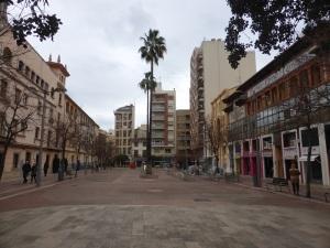 02. Gandía. Plaza Jaime I