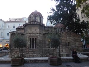 031. Atenas. Kapnikarea