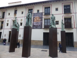 07. Gandía. Plaza de las Escuelas Pías
