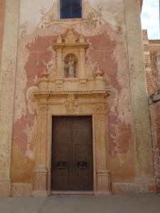 132. Monasterio de Santa María de Valldigna. Capilla de la Virgen de Gracia
