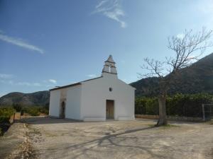 139. Monasterio de Santa María de Valldigna. Ermita de Santa Ana
